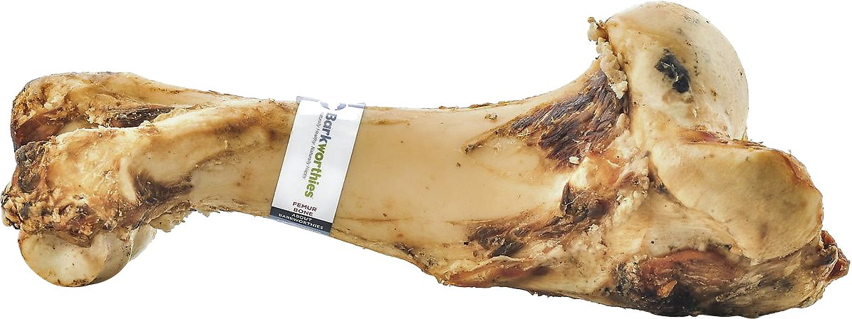 Barkworthies Beef Femur Bone Dog Treats
