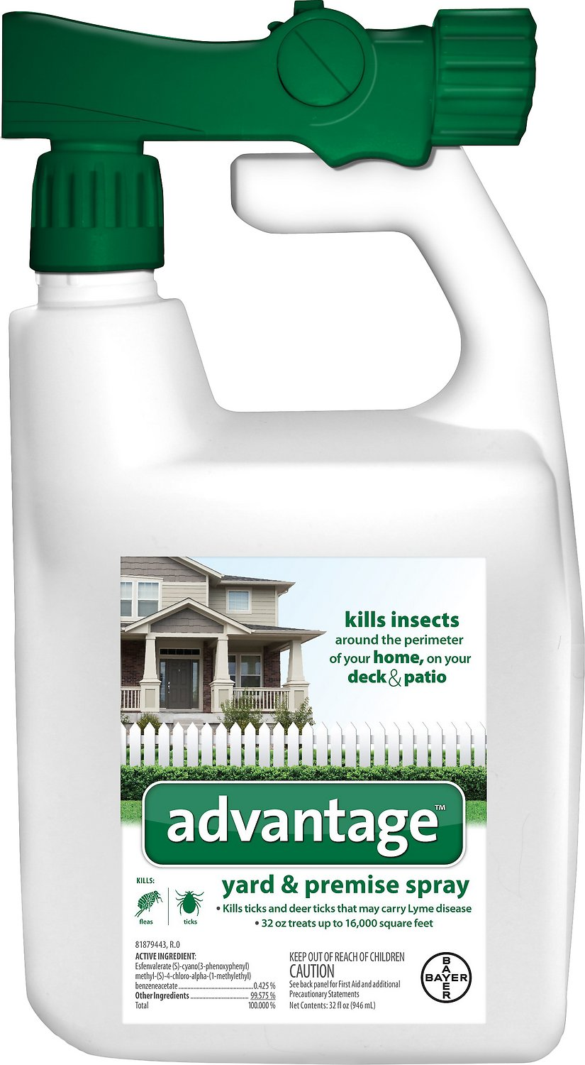 Bayer Advantage Yard & Premise Spray, 32-oz hose-end spray