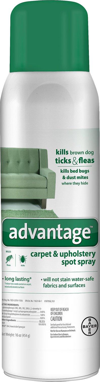 Advantage Carpet & Upholstery Spot Spray, 16-oz spray