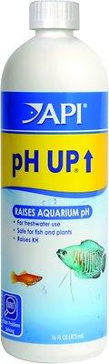 API pH Up Freshwater Aquarium Water Treatment