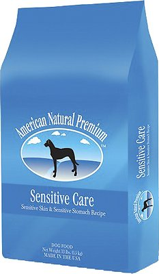 American Natural Premium Sensitive Care Dry Dog Food, 4-lb bag