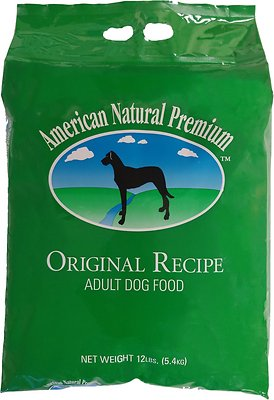 American Natural Premium Original Recipe Dry Dog Food, 12-lb bag