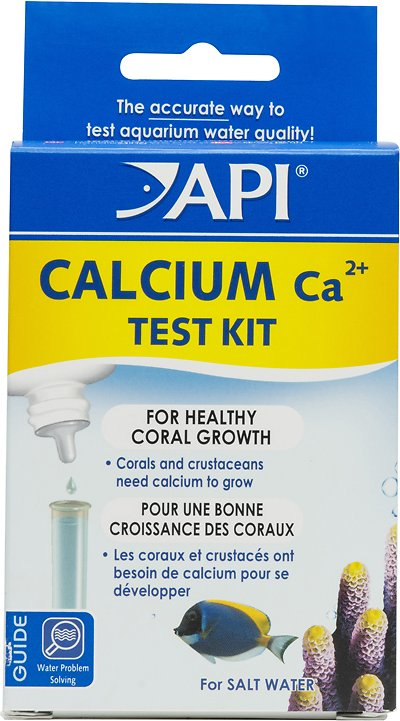 API Calcium Saltwater Aquarium Test Kit, 1 count