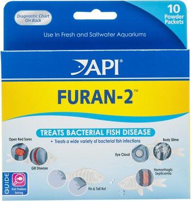 API Furan-2 Freshwater Aquarium Fish Medication