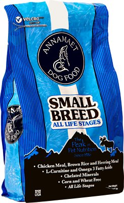 Annamaet Small Breed All Life Stages Dry Dog Food
