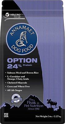 Annamaet Option 24% Dry Dog Food
