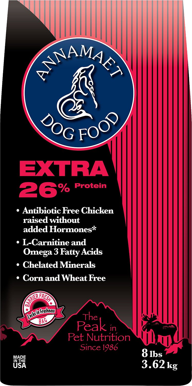 Annamaet Extra 26% Dry Dog Food Image