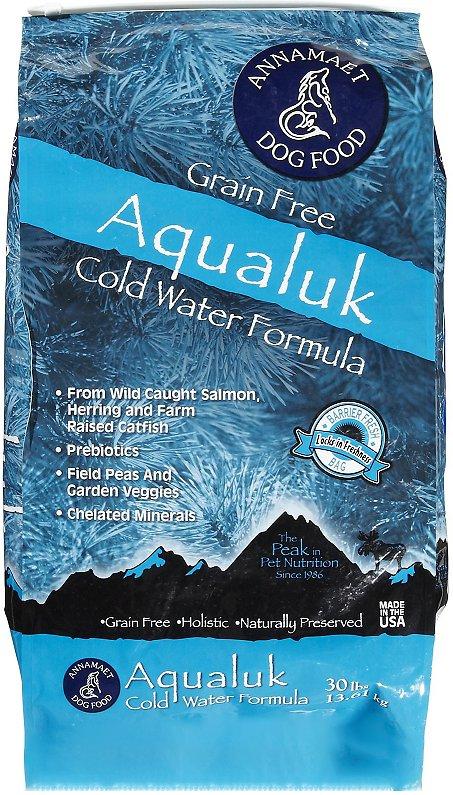 Annamaet Grain-Free Aqualuk Cold Water Formula Dry Dog Food Image