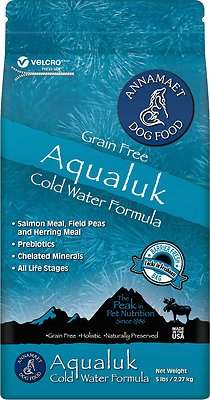Annamaet Grain-Free Aqualuk Cold Water Formula Dry Dog Food
