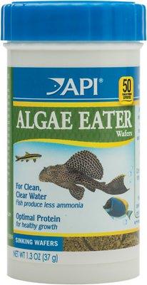 API Sinking Wafers Algae Eater Fish Food