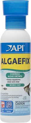 API Algaefix Algae Control Aquarium Solution