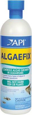 API Algaefix Algae Control Aquarium Solution