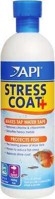 API Stress Coat Aquarium Water Conditioner