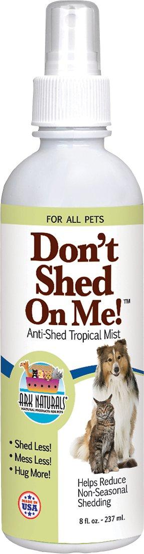Ark Naturals Don't Shed On Me! Dog & Cat Spray, 8-oz bottle