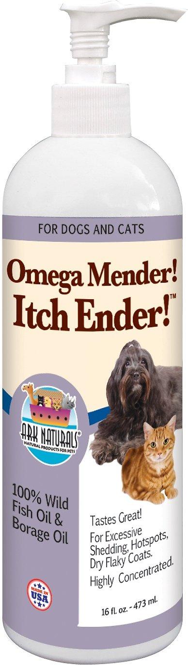Ark Naturals Royal Coat Express Omega Mender! Itch Ender! Dog & Cat Liquid Supplement Image