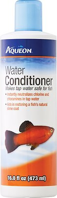 Aqueon Tap Water Conditioner, 16-oz bottle