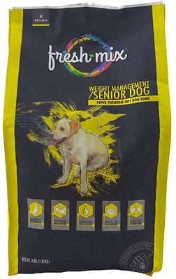 Artemis Fresh Mix Weight Management Adult Formula Dry Dog Food