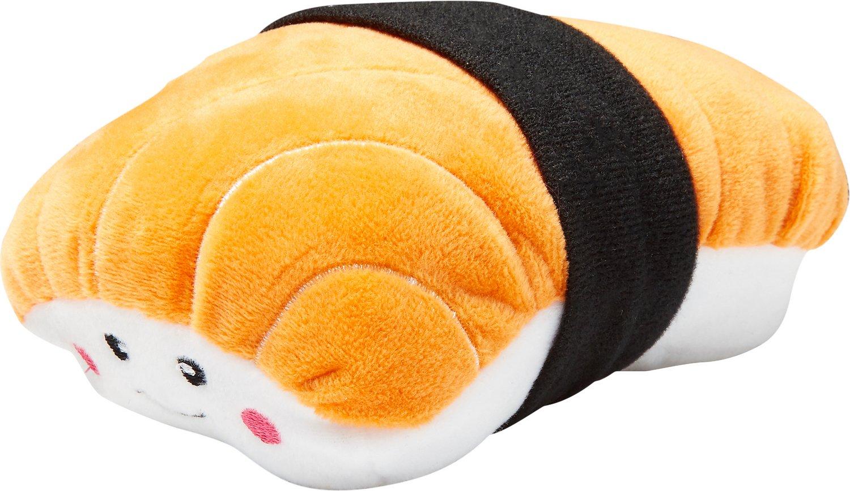 ZippyPaws NomNomz Sushi Dog Toy
