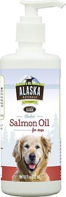 Alaska Naturals Wild Alaskan Salmon Oil Natural Dog Supplement