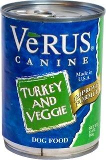 VeRUS Turkey and Veggie Formula Canned Dog Food Image