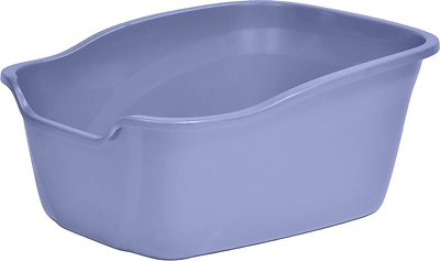 Van Ness High Sides Cat Litter Pan, Blue