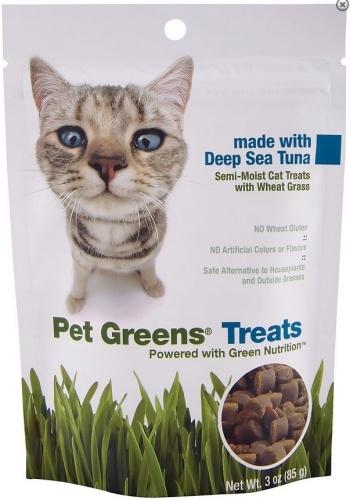BellRock Pet Greens Semi Moist Tuna Cat Treats