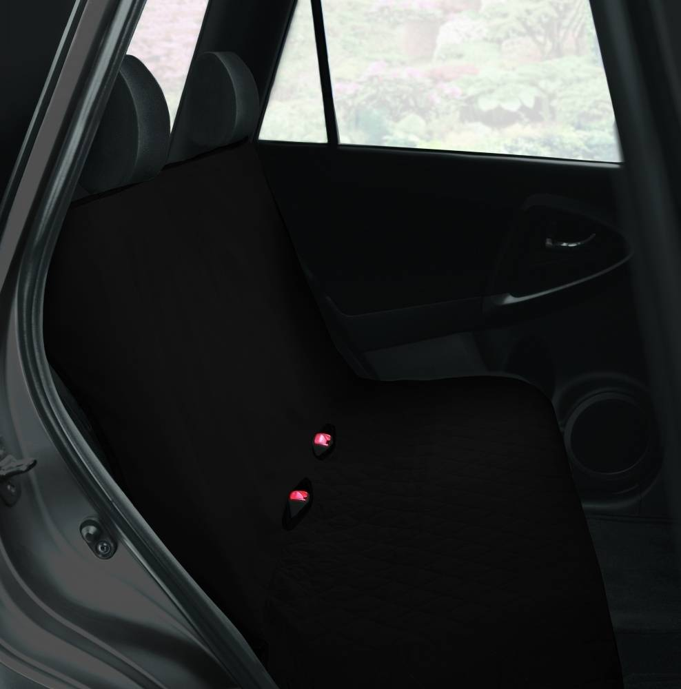 Arlee Pet Products Go Pets Bench Black Car Seat Cover