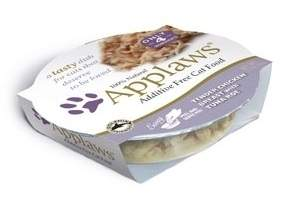 Applaws Additive Free Tender Chicken Breast with Tuna Roe Cat Food Image