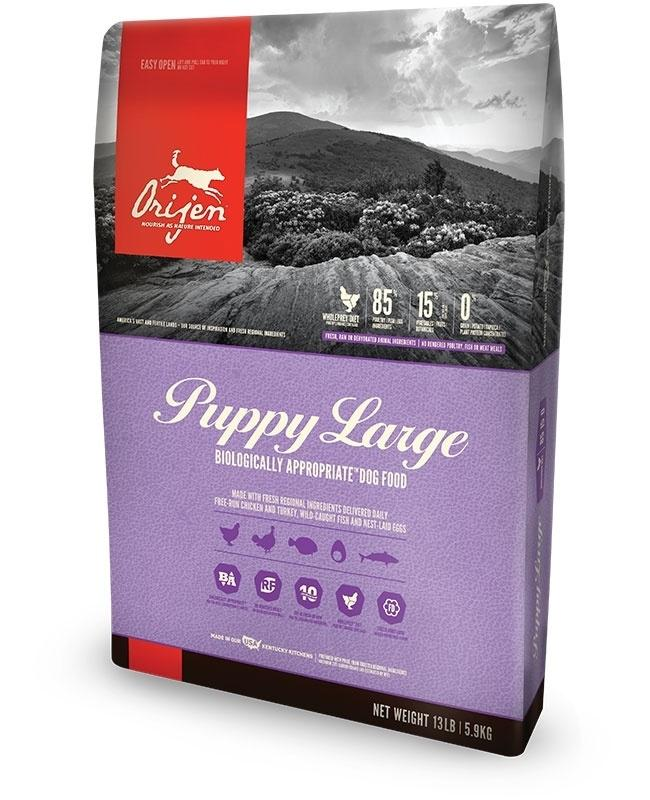 ORIJEN Puppy Large Breed Dry Dog Food Image