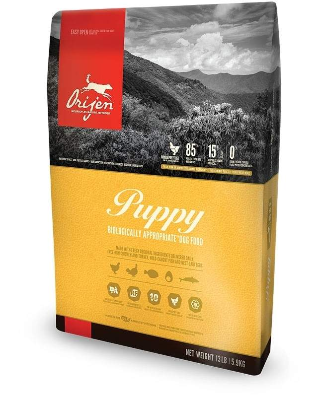 ORIJEN Puppy Dry Dog Food Image