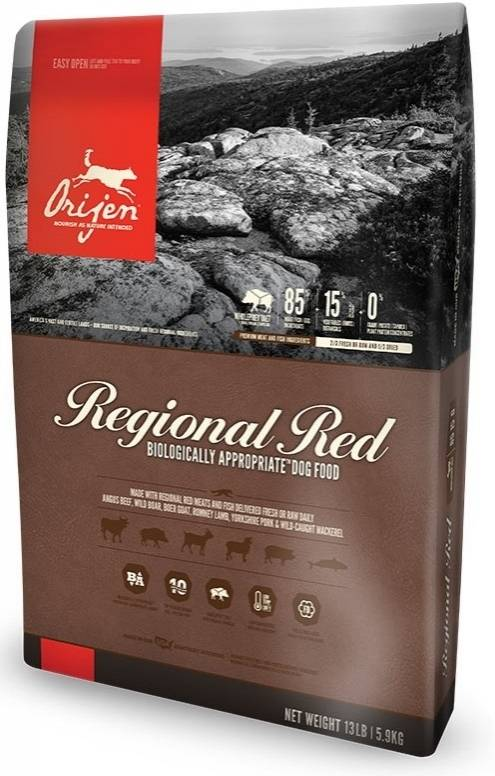 ORIJEN Regional Red Dry Dog Food Image