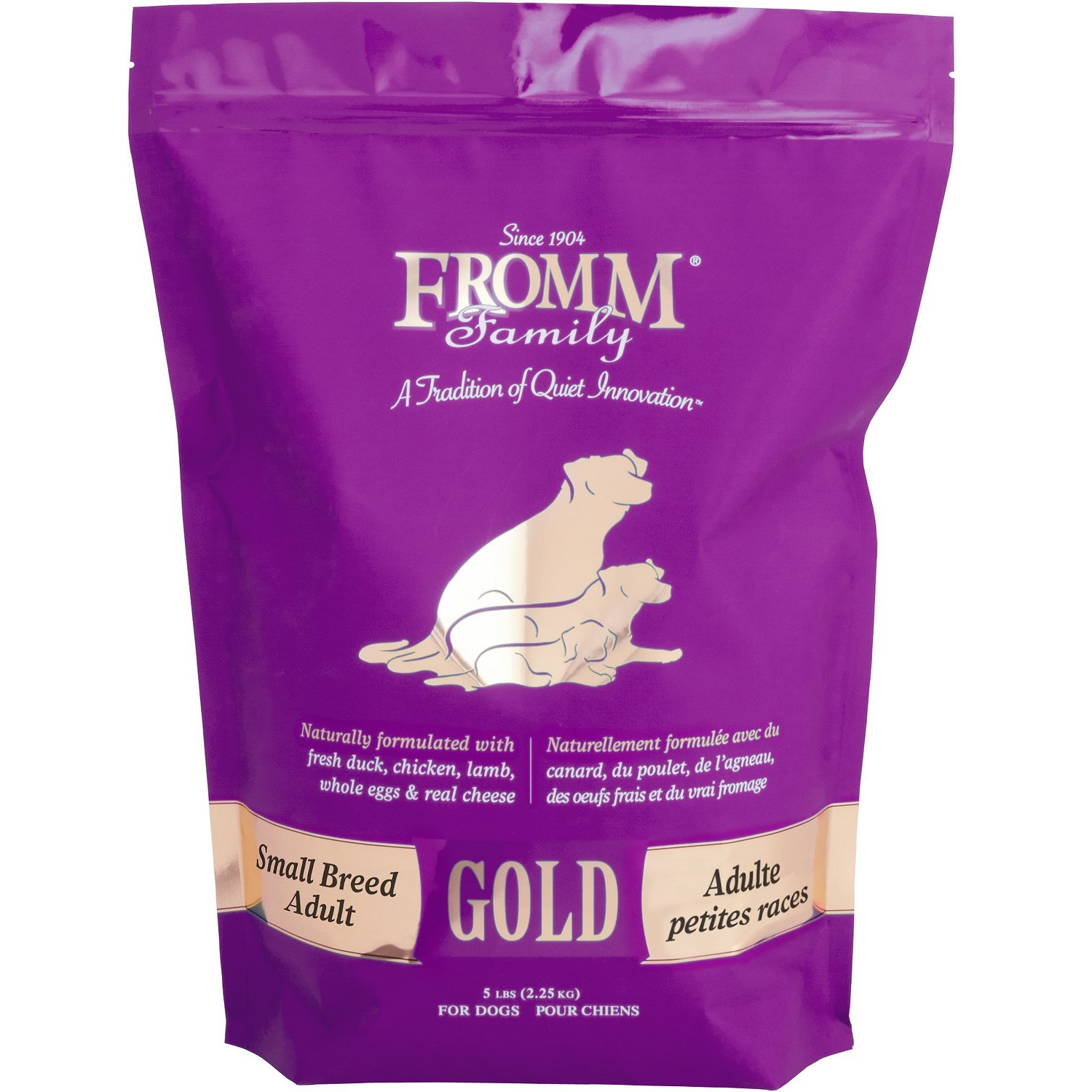 Fromm Gold Small Breed Adult Dry Dog Food, 15-lb