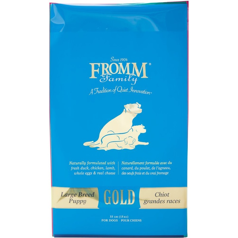 Fromm Gold Large Breed Puppy Dry Dog Food, 33-lb Size: 33-lb