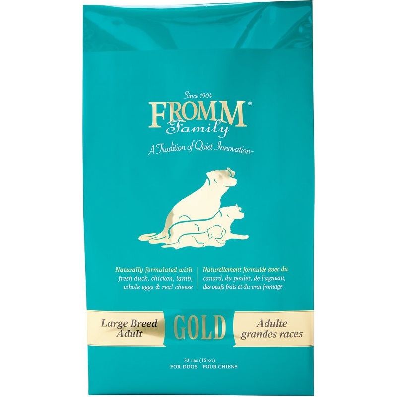 Fromm Gold Large Breed Adult Formula Dry Dog Food