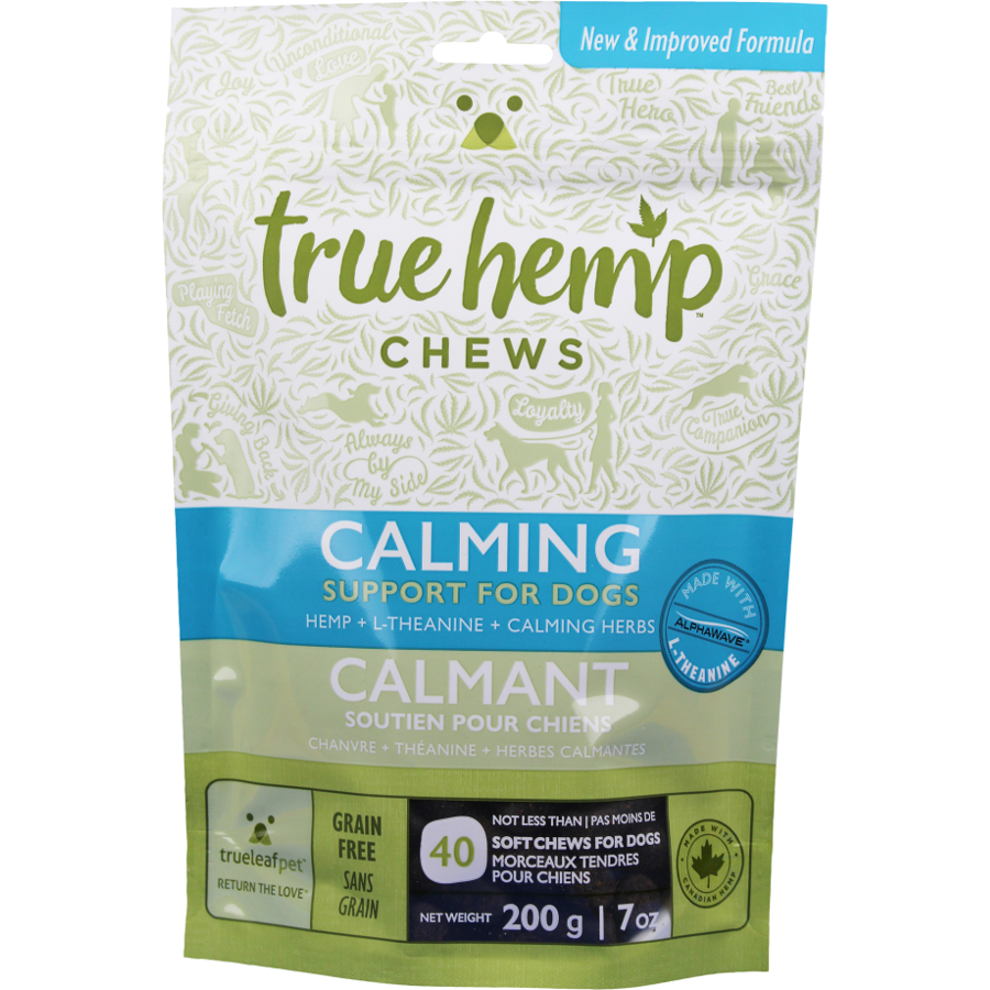 True 'Calming' Chew for Dogs 21-oz
