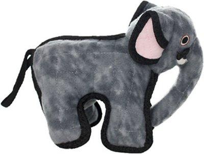 Tuffy's Emery Elephant Dog Toy
