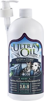 Ultra Oil Skin & Coat Supplement with seed Oil