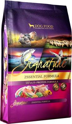 Zignature Zssential Multi-Protein Formula Grain-Free Dry Dog Food, 13.5-lb bag