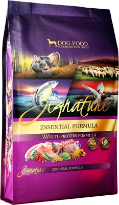 Zignature Zssential Multi-Protein Formula Grain-Free Dry Dog Food, 4-lb bag