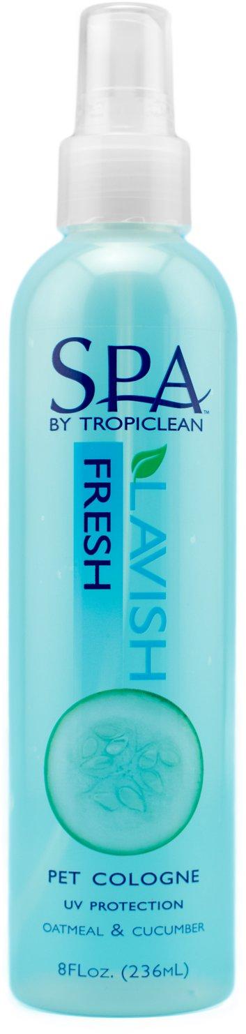 TropiClean Spa Fresh Cologne, 8-oz bottle