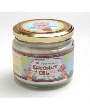Coco Therapy Coconut Oil Supplement 8z Image