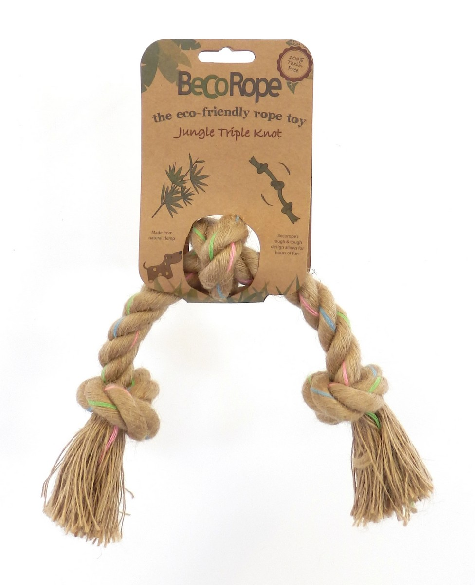 Beco Rope Jungle Triple Knot MD
