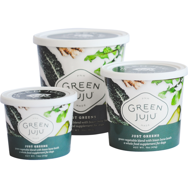 Green Juju Kitchen Just Greens 16-oz