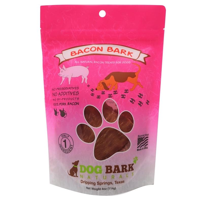 Dog Bark Naturals Bacon Bark Dog Treats