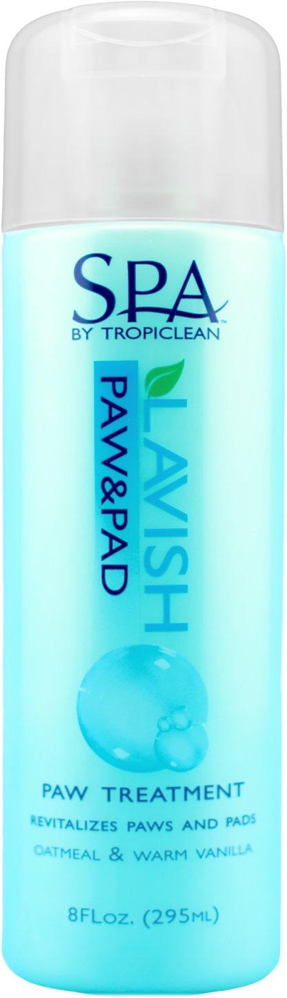 TropiClean Spa Paw & Pad Treatment, 8-oz bottle