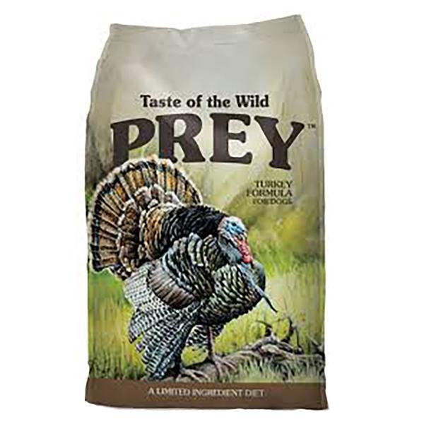 Taste of the Wild Prey Turkey Limited Ingredient Formula Grain-Free Dry Dog Food, 25-lb Size: 25-lb