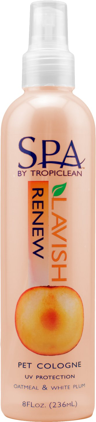 TropiClean Spa Renew Cologne, 8-oz bottle