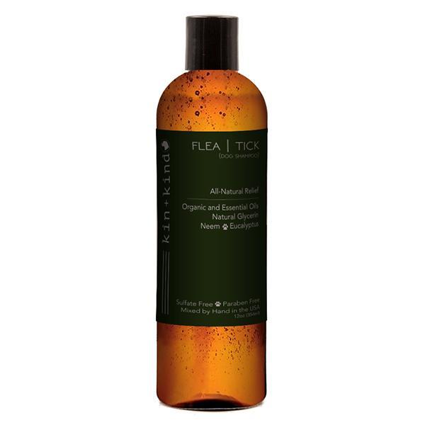 FLEA | TICK Neem & Eucalyptus Dog Shampoo