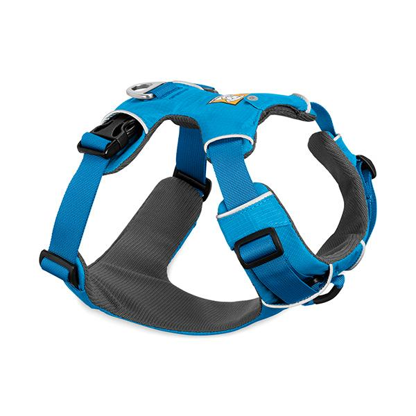 Front Range All Day Adventure Dog Harness Blue