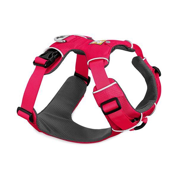 Ruffwear Front Range Dog Harness, Wild Berry Pink, Small